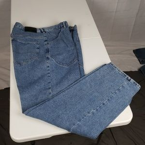 New Men's Sean John Relaxed Fit Jeans 38W
